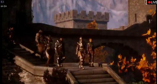 2014年E3 EA发布会直播图