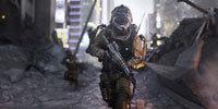 E3 2014:《使命召唤11》最新演示与截图公布