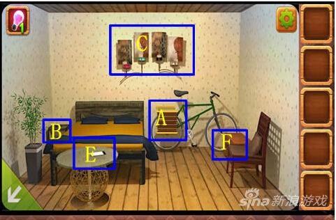 《攻略逃脱之不可告人3》通关骑士第五关密室僵尸游戏攻略图片