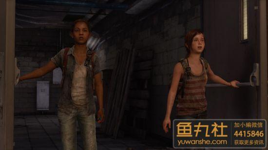 美国末日》PS4版最新截图
