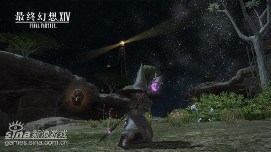 《最终幻想14》特职黑魔法师