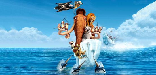 《冰河世纪》是二十世纪福克斯电影公司经典的