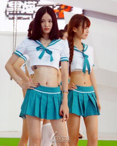 中国好多清秀的美女
