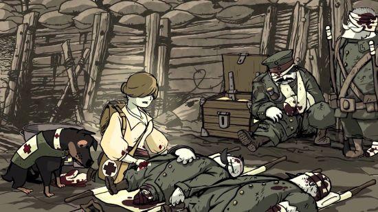 勇敢的心:世界大战