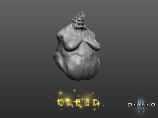 贪婪女爵(Baroness Greed)