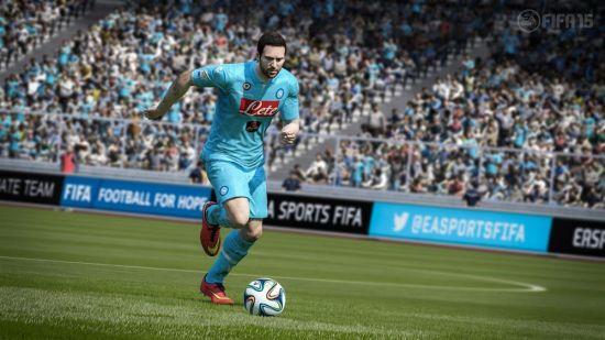 《FIFA 15》