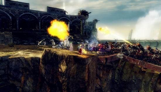 激战2新版本世界战场WVW更新