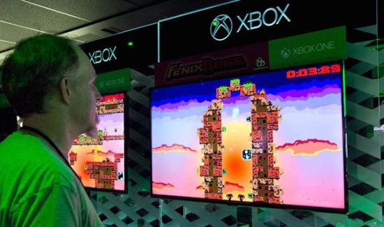 Xbox展出的独立游戏