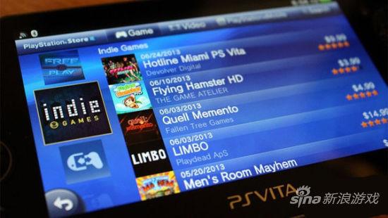 独立游戏是PlayStation平台一大重头戏