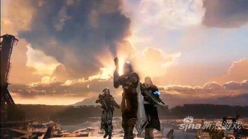 PS4阵营游戏开始,《命运》作为开篇登场,9月11日登陆日本。