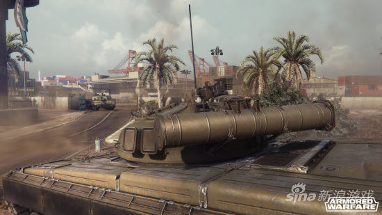 《装甲战争》游戏截图