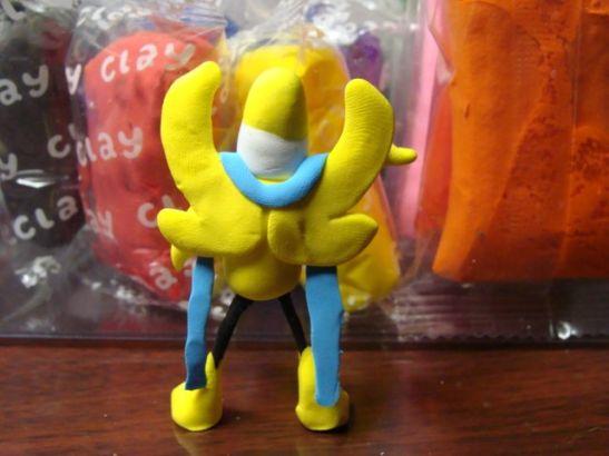 《风暴英雄》玩家创作:萌萌的黏土勇士们