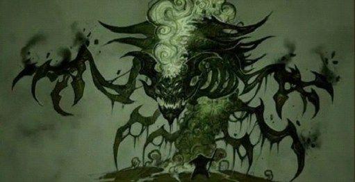 最恶的世界_罪恶的根源 盘点魔兽世界中的五大上古之神