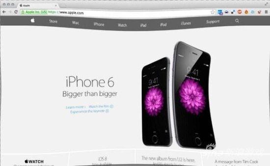 恶搞iphone6被掰弯