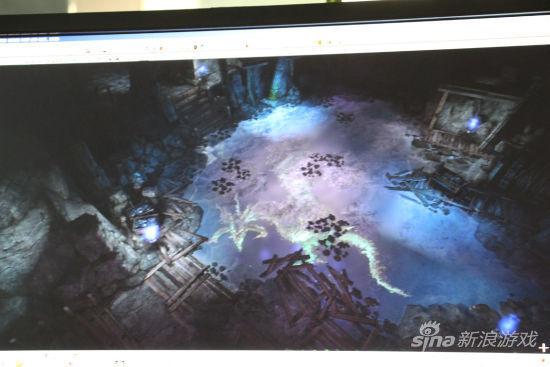 《奇迹2》场景屏摄截图