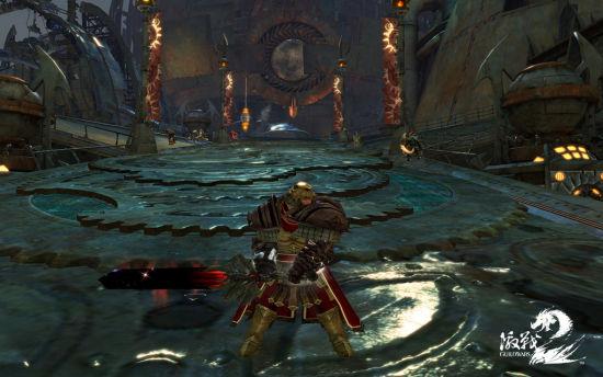 图1:传奇武器――巨剑暗幕