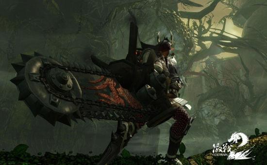 图:3恐锯巨剑皮肤