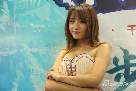 巨人美丽Showgirl