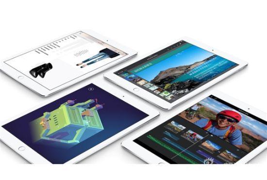 苹果iPad Air 2官方图赏