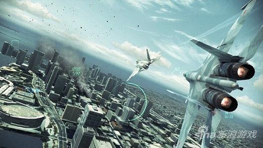 皇牌空战:突击地平线