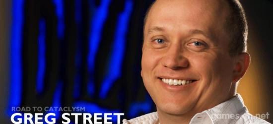 首席设计师Greg Street