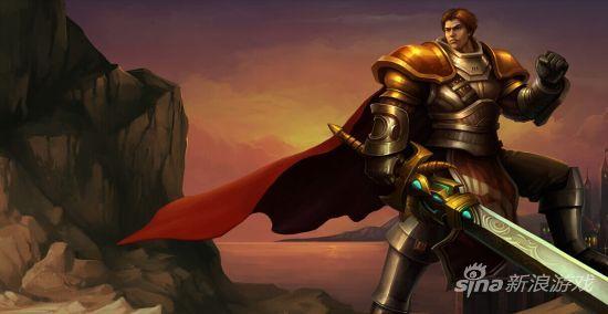 代表英雄:盖伦 蒙多 龙女 巨魔