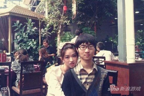 DOTA2 前iG选手 zhou