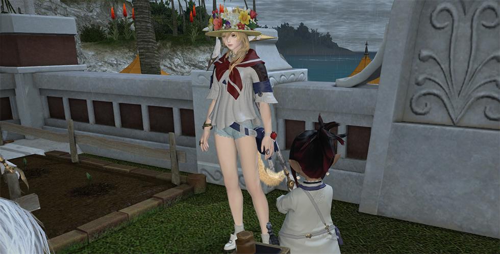 最终幻想14幻化 盛花腕带