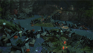 最终幻想14野营地