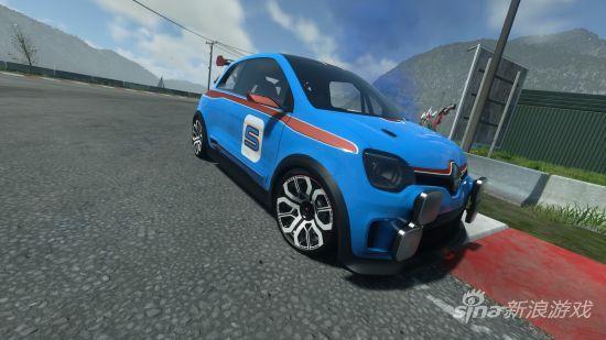 Renault Twin'Run Concept (Super)