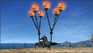 最终幻想14新道具、配方、坐骑、宠物