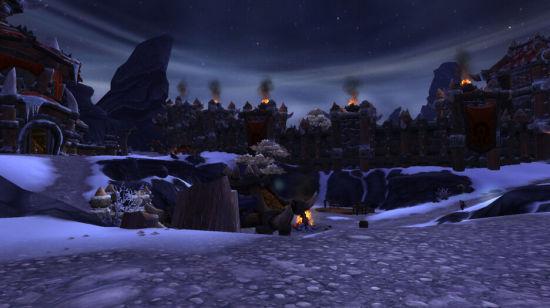德拉诺之王部落三级要塞