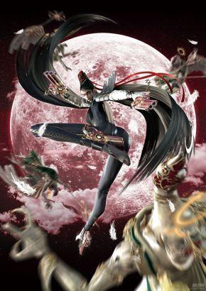 《猎天使魔女2》原画集曝光