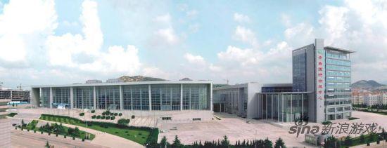 青岛火车站――青岛国际会展中心