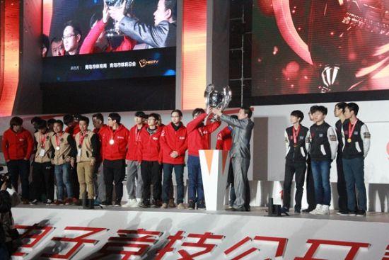 冠军杯:深圳代表队