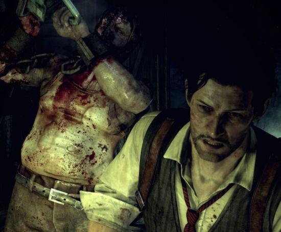 《恶灵附身》绝对是一款合格的恐怖游戏