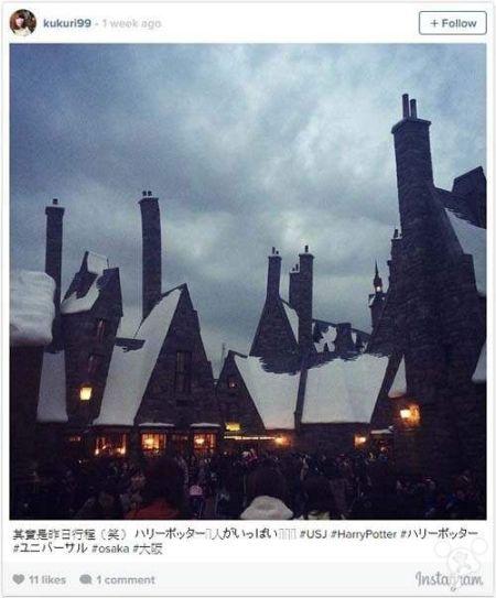 4、日本环球影城(Universal Studios Japan)