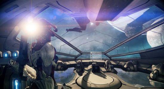 《战争框架》PS4版进军中国 PC版2015推出-星际战甲 官方社区确认