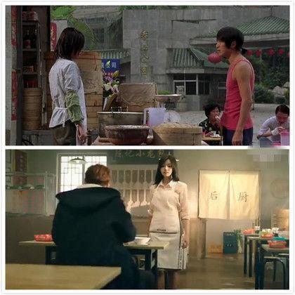 陈妍希代言游戏卖小笼包 广告被指抄袭星爷