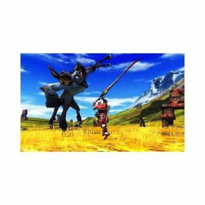 4 怪物猎人4G(3DS)