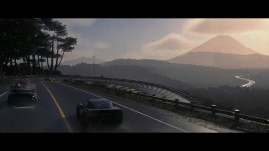 中山道赛道截图