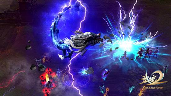跨境面战 武魂2邀指挥玩家直面较量