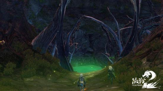 丛林之谜 《激战2》暮光之根一日探险