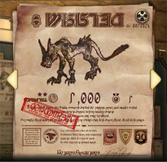 最终幻想14怪物狩猎
