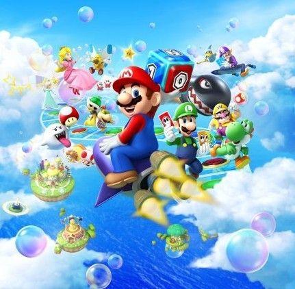 任天堂游戏代表人物马里奥