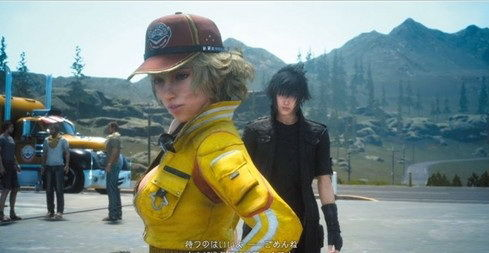 《最终幻想15》体验版截图