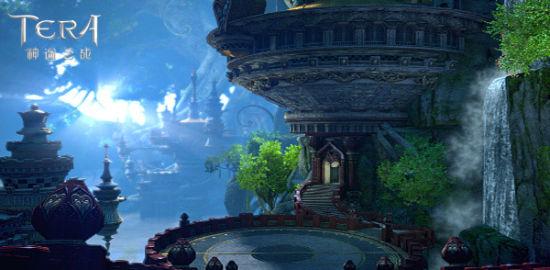 魔法师要塞场景图