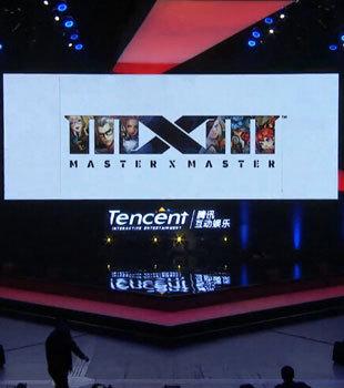 腾讯互娱UP2015发布会:NC全明星《MXM》亮相