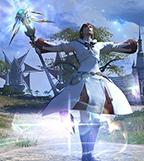 最终幻想14白魔法师