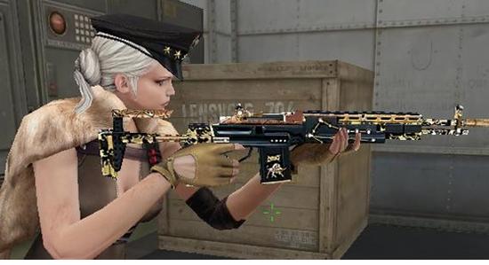 CF首发星座系列永久步枪 M14EBR金牛座预售网址
